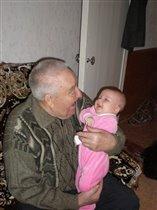 Поем песенки с прадедушкой