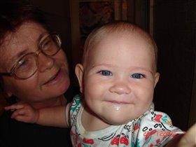 Как же я люблю свою бабушку!