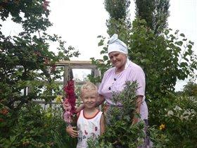 Моя любимая бабушка