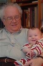 Нам с дедом никогда не скучно!