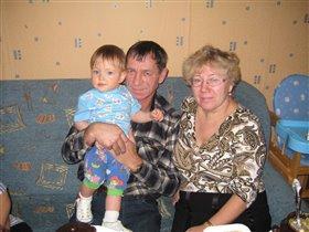 С дедушкой и бабушкой так спокойно и легко!