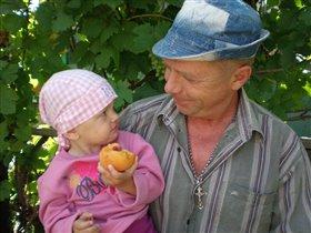 Мой любимый дедуля