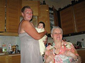 Наши бабушки!