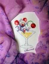Мышь праздничная :) (Чарiвна Мить, А-054)