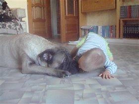 Дай поцелую!!!