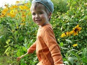 юный натуралист..правда хорошенький?