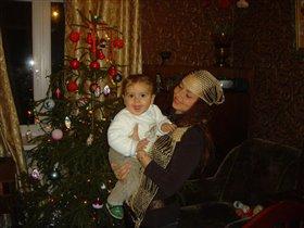 Алексей в Новогоднюю ночь