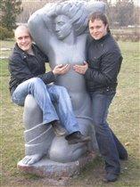 вот действительно красивая скульптура!