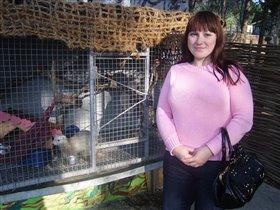 В зоопарке на канатной дороге в Геленджике