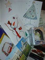 Подарки от Aliola Спасибо!!