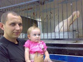 первый раз в зоопарке