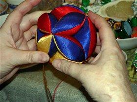 Рождественский шар