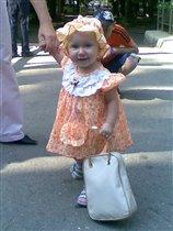 Настоящая леди всегда ходит с сумочкой