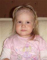 Наша маленькая девочка-принцесса