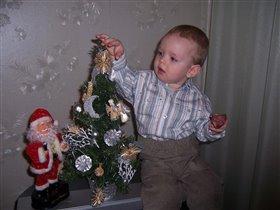 Мой самый красивый  мальчик)))