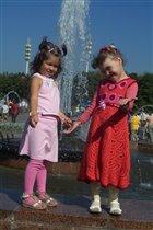 Танцульки у фонтана