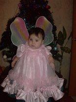 Алинка-маленькая фея!