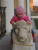 Покатай меня львенок!!!
