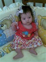 Наша модель-Елизавета,крошка, Подрасти бы ей немножко!