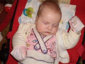 Ах, как я устала.....вздремну немного!!!