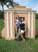 Тарские ворота г.Омска