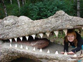 Что сегодня на завтрак у крокодила?