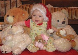 Снегурочка и её медведи