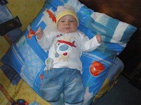 сын 2 месяца