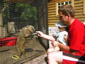 Ленинградский зоопарк.