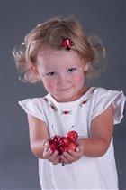 Маленькая феечка с подарками