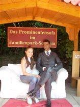 С Барак Абамой