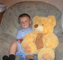 я люблю медведя