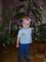 мой сыночек как цветочик