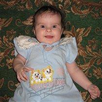Ангелиночке 5 месяцев!!