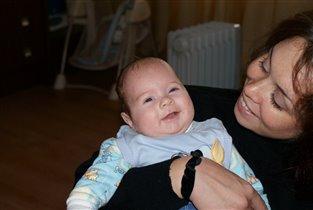 Вот как мы улыбаемся!