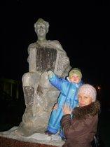 Я бы в скульпторы пошел... или в гармонисты!!!