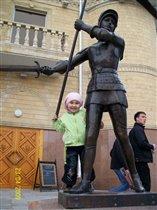 Хочу быть как Жанна Д'арк!