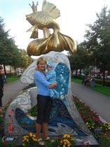 золотая рыбка исполни наше желания!!!