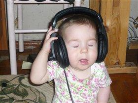 Музыка наааас связала...