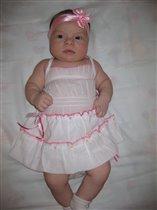 Моё первое платье!