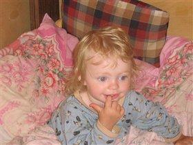 моя доча Стефания
