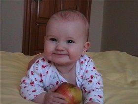 Обожаю яблочки