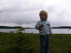 летний отдых на озере Селтгер 2009 год