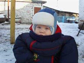 В Сибири холодно зимой, но мы мороза не боимся!!!