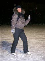 Это я танцую