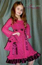 Платье из Онлайна на Осинке.