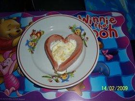 Утренняя валентинка