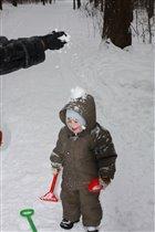 посвящение в снеговики!