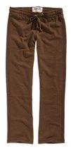 штаны спортивные на флисе, коричневые. 450 руб
