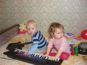 маленькие музыканты